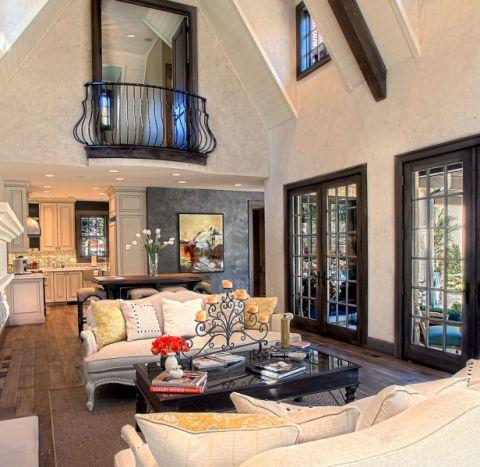 庭院300平米美式风格装修图片