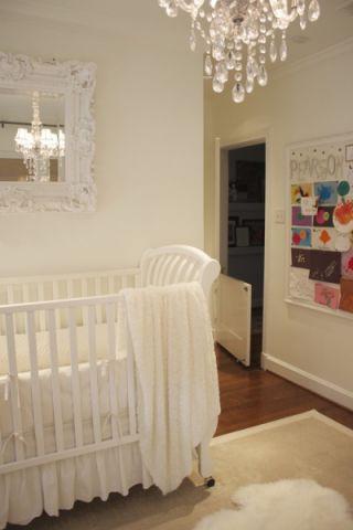 儿童房地板砖美式风格装修图片