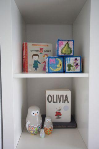 儿童房细节混搭风格效果图