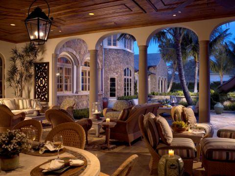 庭院300平米地中海风格装修图片