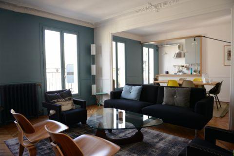 四居室221平米现代风格装修图片