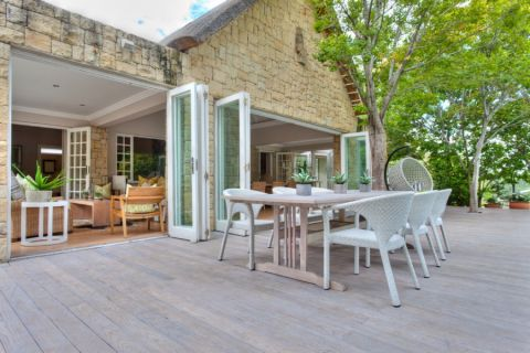 130平米庭院现代风格装修图片