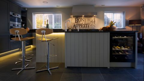 厨房厨房岛台现代风格装饰效果图