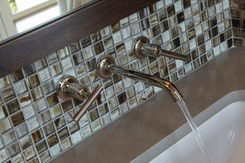 浴室细节现代风格装修图片