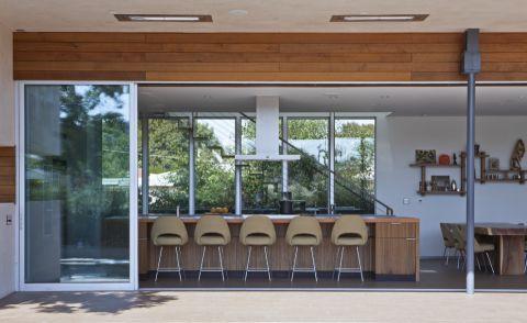 厨房厨房岛台现代风格装潢图片