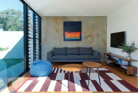 楼房95平米现代风格装修图片