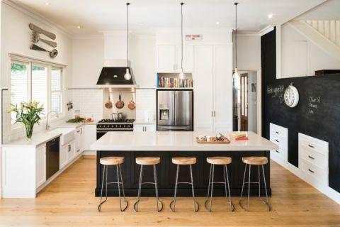 公寓91平米美式风格装饰效果图