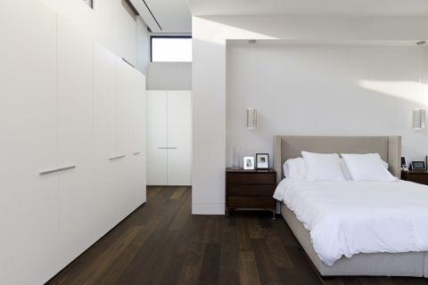 卧室地板砖现代风格装饰效果图