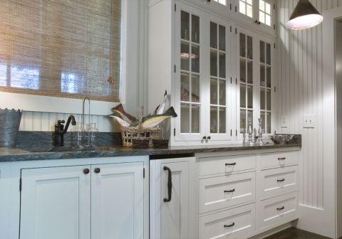 厨房美式风格装潢效果图