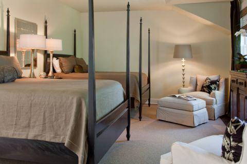 卧室茶几美式风格装饰设计图片