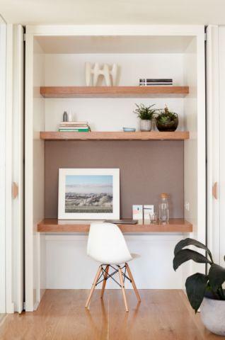 书房地板砖现代风格装修效果图