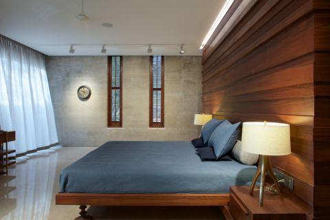 卧室灯具现代风格装潢图片