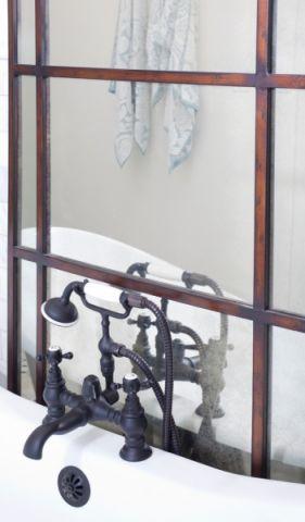 浴室细节美式风格装饰图片
