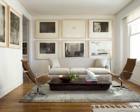 108平米二居室现代装修图片_土拨鼠装修效果图