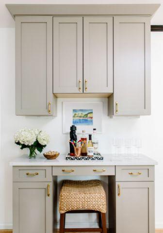 厨房隔断混搭风格装修图片