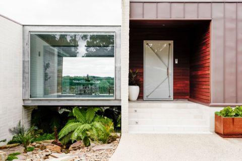 玄关地砖现代风格装饰效果图