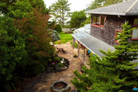 阳台地砖混搭风格装饰效果图