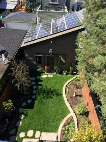 花园地砖现代风格装修设计图片