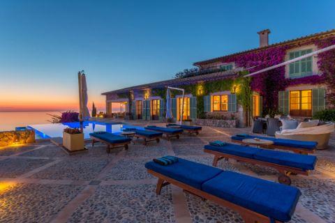花园地砖地中海风格装修图片