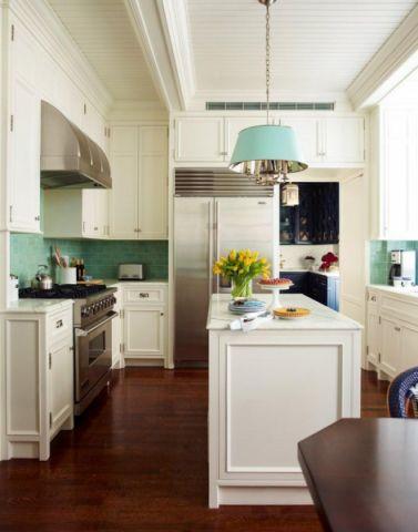 107平米公寓美式风格装修图片