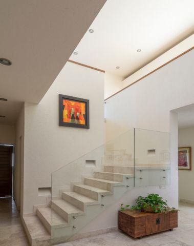 150平米楼房现代装修效果图_土拨鼠装修效果图
