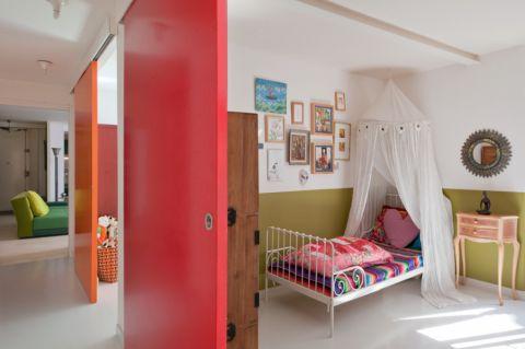 儿童房地砖现代风格装饰效果图