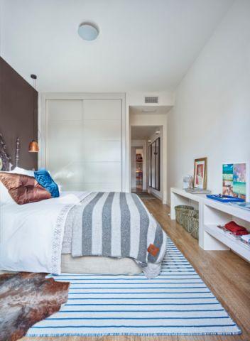 卧室衣柜混搭风格装潢设计图片