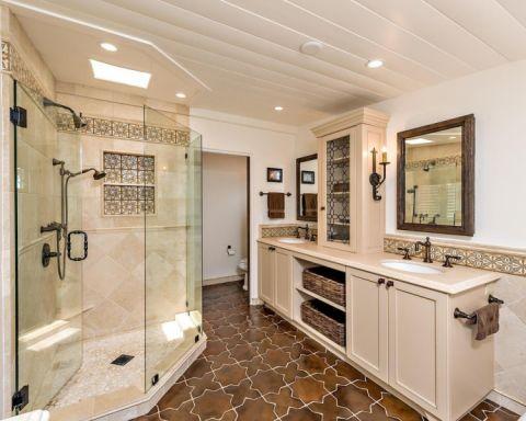 300平米别墅地中海风格装修设计