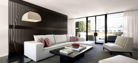 107平米套房现代风格装修图片