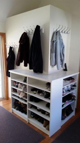 玄关鞋柜现代风格装潢图片