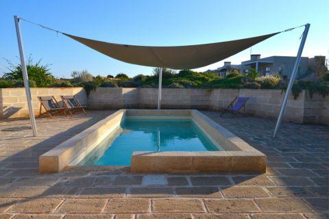 花园泳池混搭风格装修图片