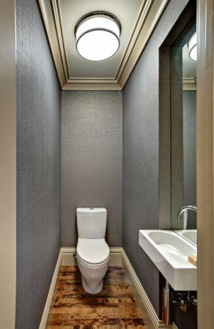 卫生间吊顶美式风格装修图片