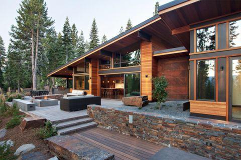 阳台地砖现代风格装修效果图