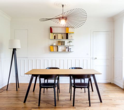 61平米二居室现代装修图片_土拨鼠装修效果图