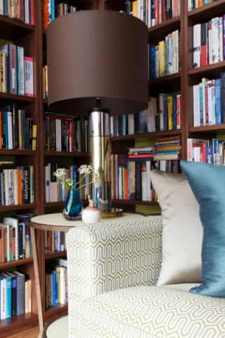 客厅沙发混搭风格装修设计图片