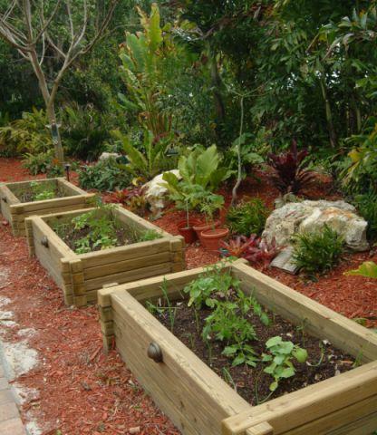 花园细节混搭风格装饰效果图