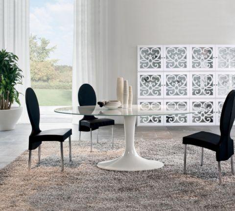 餐厅餐桌现代风格装修图片