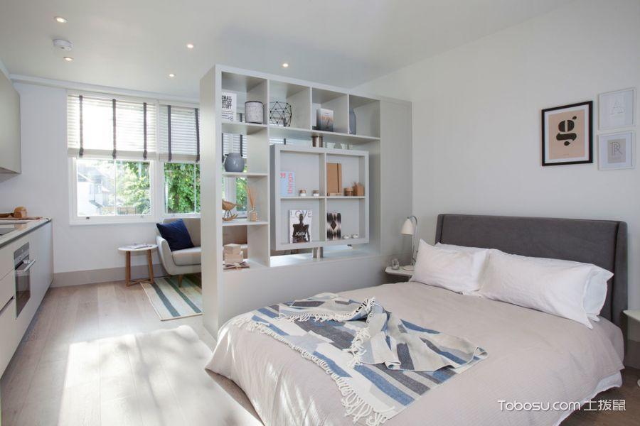60m²以下/北欧/公寓装修设计
