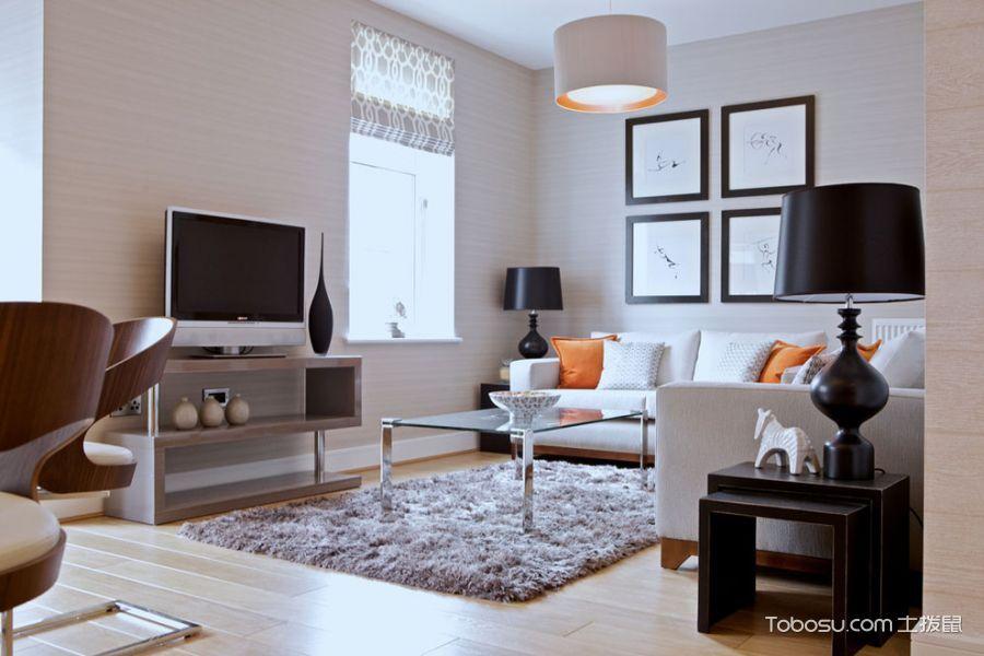 80~100m²/现代/公寓装修设计