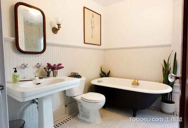 80~100m²/美式/三居室装修设计