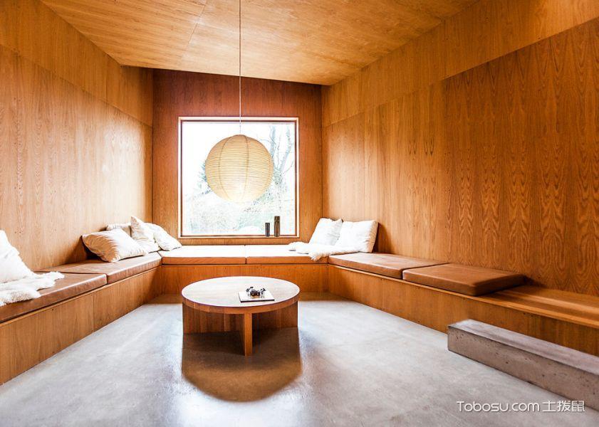 100~120m²/北欧/二居室装修设计