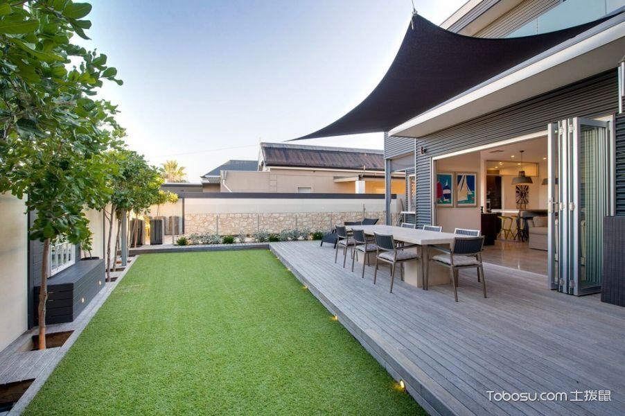 阳台米色细节现代风格装潢效果图