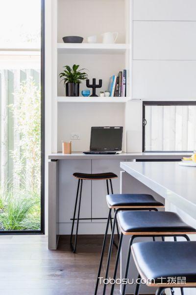 客厅白色茶几现代风格装修设计图片