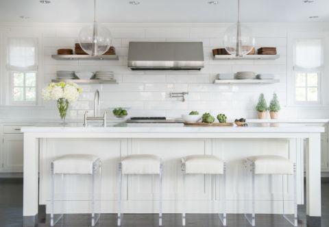 83平米公寓现代风格装修图片