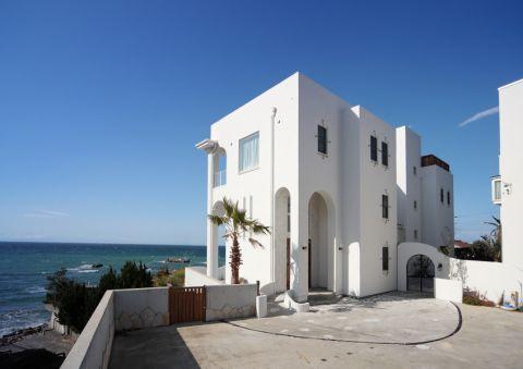 外景外墙地中海风格装饰设计图片