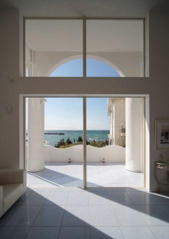 玄关地砖地中海风格装修效果图