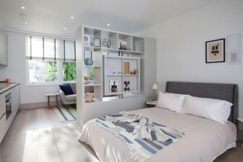 60平米公寓北欧风格装潢图片