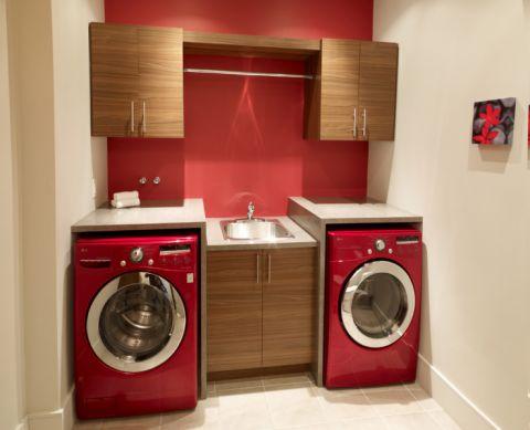 现代风格一居室92平米装修图片