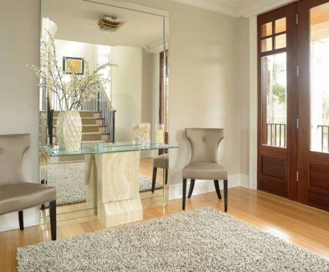 玄关地板砖现代风格装修设计图片