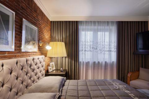 60平米公寓混搭风格装修图片